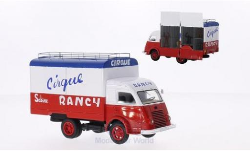 Renault Galion 1/43 Perfex 2.5T Cirque Sabine Rancy Cage a singes miniature