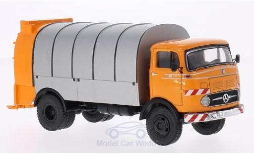 Mercedes LP 911 1/43 Premium ClassiXXs orange miniature