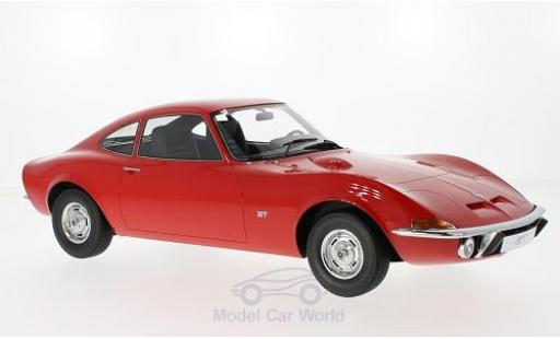 Opel GT 1/18 Premium ClassiXXs rouge 1968 miniature
