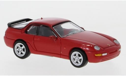 Porsche 968 1/87 Premium ClassiXXs rouge 1991 miniature