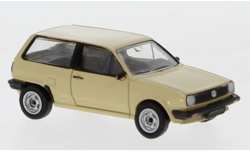 Volkswagen Polo 1/87 Premium ClassiXXs II beige 1985