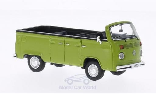 Volkswagen T2 B 1/43 Premium ClassiXXs b Open Air us green diecast model cars