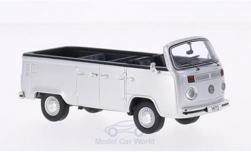 Volkswagen T2 B 1/43 Premium ClassiXXs b Open Air us grey 1973 diecast model cars