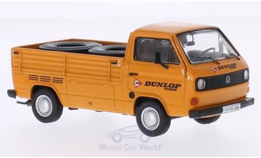 Volkswagen T3 A 1/43 Premium ClassiXXs a Pritsche Dunlop mit Ladegut diecast