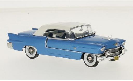 Cadillac Eldorado 1/43 Premium X Biarritz metallise bleue/blanche 1956 miniature