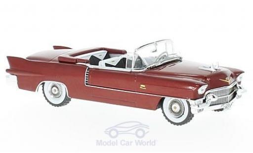 Cadillac Eldorado 1/43 Premium X Biarritz metallise red 1956 diecast model cars