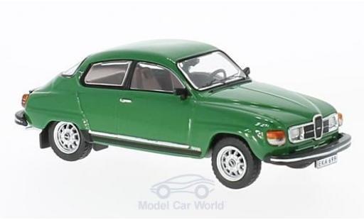 Saab 96 1/43 Premium X V4 grün 1980 miniature