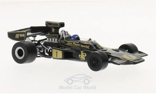 Lotus 72 1/43 Quartzo D No.1 GP Monaco 1974 R.Peterson miniature