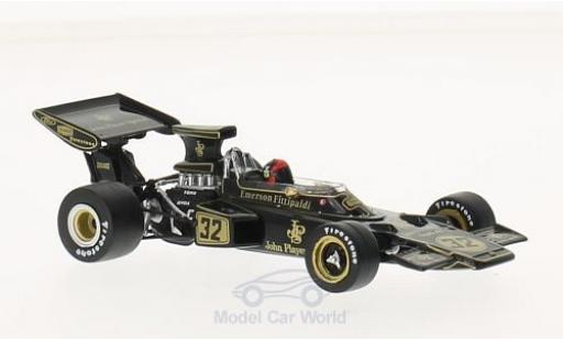 Lotus 72 1/43 Quartzo D No.32 GP Belgien 19 E.Fittipaldi miniature