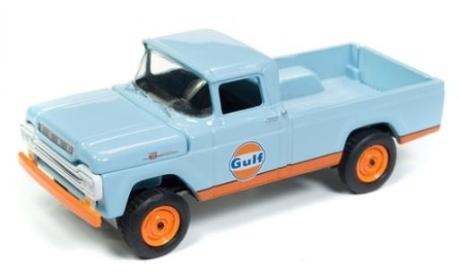 Ford F-250 1/64 Racing Champions Mint Gulf 1959 miniature