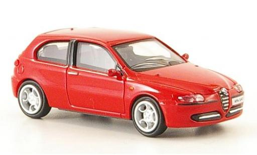 Alfa Romeo 147 1/87 Ricko red 2001 diecast model cars