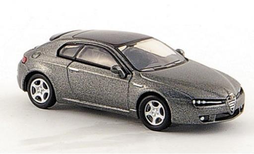 Alfa Romeo Brera 1/87 Ricko metallise grise 2005 miniature