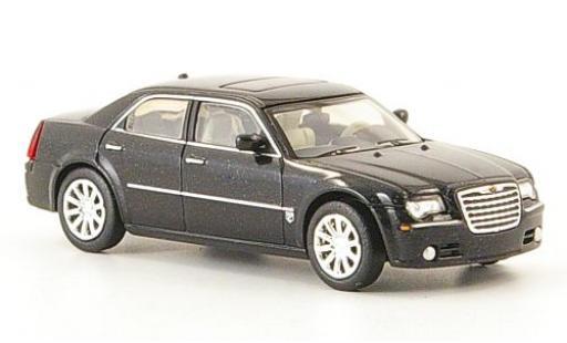 Chrysler 300C 1/87 Ricko HEMI SRT8 metallise noire 2005 ohne Vitrine miniature