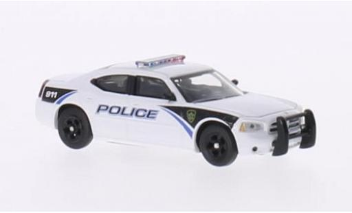 Dodge Charger 1/87 Ricko Police Polizei (USA) miniature