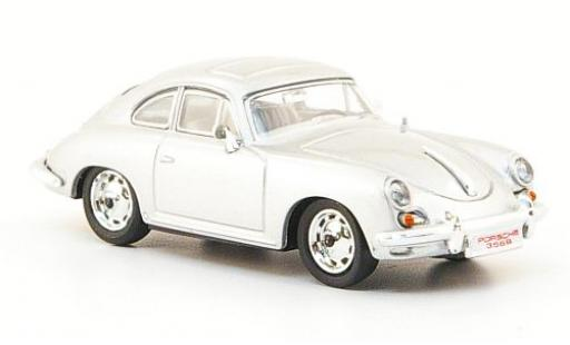 Porsche 356 1/87 Ricko B grise 1960 miniature