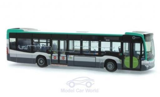 Mercedes Citaro 1/87 Rietze 12 RATP Paris 2012 miniature