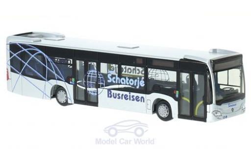 Mercedes Citaro 1/87 Rietze 12 Schatorje Reisen ohne Vitrine miniature