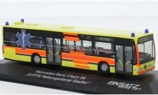 Mercedes Citaro 1/87 Rietze Ambulanz Stadler 2006 miniature