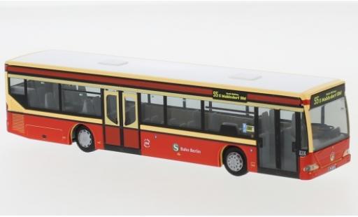 Mercedes Citaro 1/87 Rietze BEX - S-Bahn Berlin miniature
