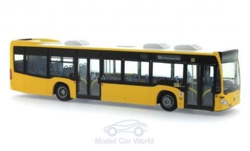Mercedes Citaro 1/87 Rietze BVG 2015 diecast model cars