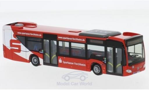 Mercedes Citaro 1/87 Rietze DB Frankenbus - Sparkasse Forchheim 2012 miniature