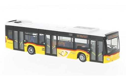 Mercedes Citaro 1/87 Rietze Die Post Aarau (CH) 2015 diecast model cars