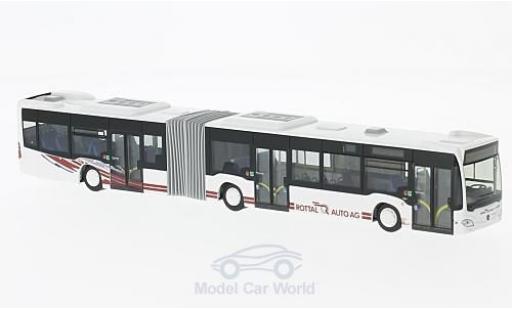 Mercedes Citaro 1/87 Rietze G 12 Rottal Auto AG (CH) diecast model cars