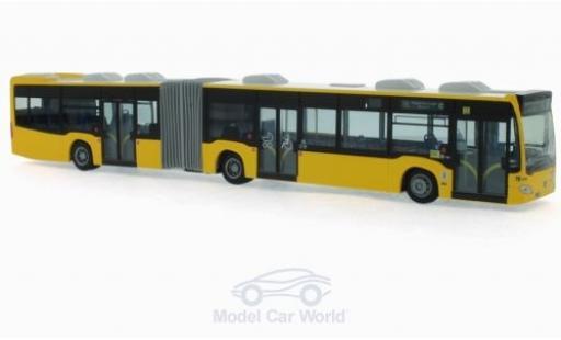 Mercedes Citaro 1/87 Rietze G BVG 2015 diecast model cars
