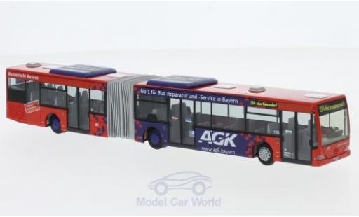 Mercedes Citaro 1/87 Rietze G DB Busverkehr Bayern diecast model cars