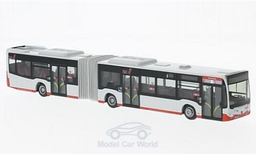 Mercedes Citaro 1/87 Rietze G DVG Duisburg 2015 miniature