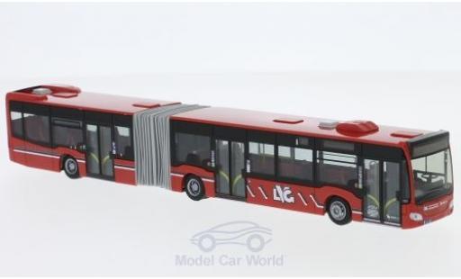 Mercedes Citaro 1/87 Rietze G LVG Lübeck 2015 diecast model cars