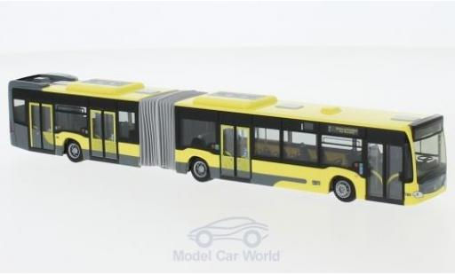 Mercedes Citaro 1/87 Rietze G STI AG Thun 2015 diecast model cars