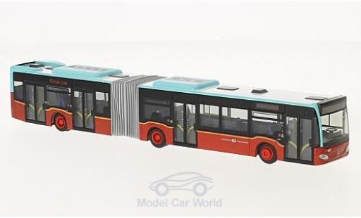 Mercedes Citaro 1/87 Rietze G VB Biel (CH) 2015 diecast model cars