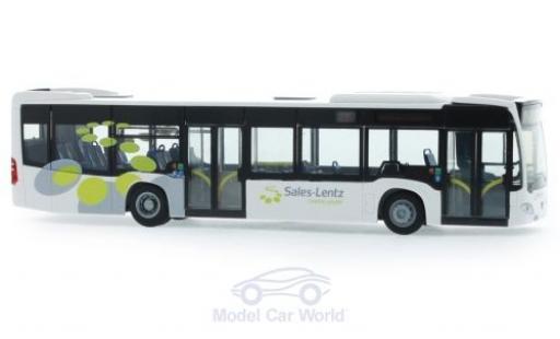 Mercedes Citaro 1/87 Rietze Sales-Lentz (LU) 2012 diecast model cars