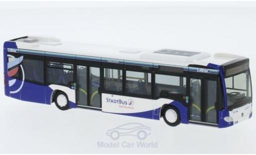 Mercedes Citaro 1/87 Rietze Stadtbus Bad Nauheim - Stroh Busverkehr 2012 diecast model cars