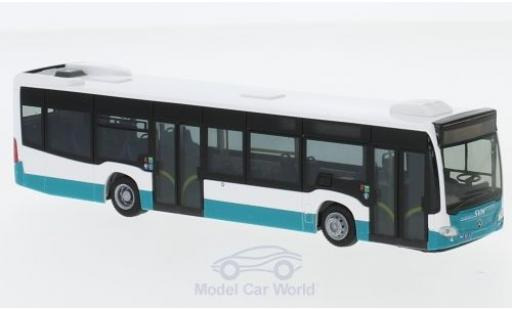 Mercedes Citaro 1/87 Rietze Stadtverkehr Maintal 2015 diecast model cars
