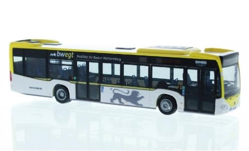 Mercedes Citaro 1/87 Rietze SWEG - bwegt 2012 collectors edition Nr.98 diecast model cars