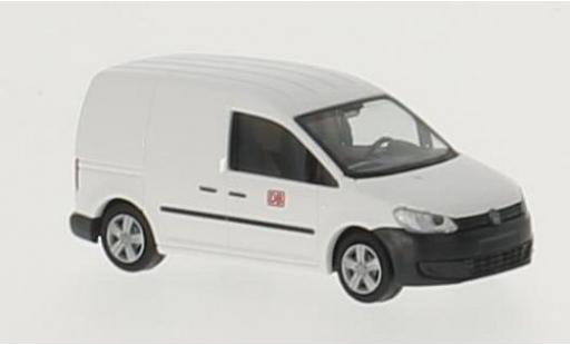 Volkswagen Caddy 1/87 Rietze Deutsche Bahn 2011 diecast model cars