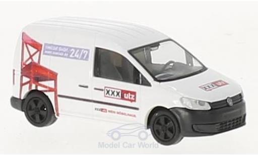 Volkswagen Caddy 1/87 Rietze XXXLutz Mein Möbelhaus 2011 diecast