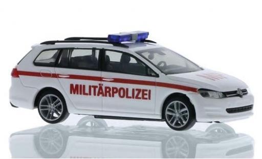 Volkswagen Golf 1/87 Rietze VII Variant Militärpolizei (AT) miniature