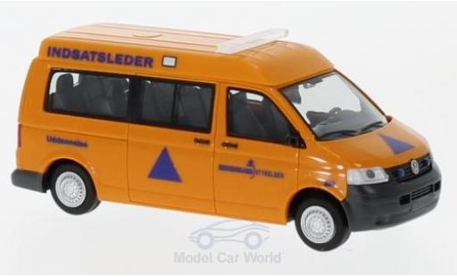 Volkswagen T5 1/87 Rietze Beredskabsstyrelsen (DK) 2003 miniature