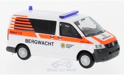 Volkswagen T5 1/87 Rietze Bergwacht Stuttgart 2003 miniature