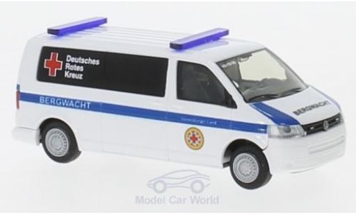 Volkswagen T5 1/87 Rietze Bus Bergwacht Vienenburger Land - Goslar 2010 miniature