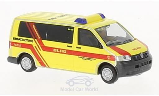 Volkswagen T5 1/87 Rietze DLRG Celle 2003 miniature