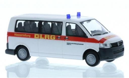 Volkswagen T5 1/87 Rietze DLRG Goslar 2010 miniature