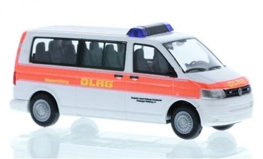Volkswagen T5 1/87 Rietze DLRG Wolfsburg 2010 miniature
