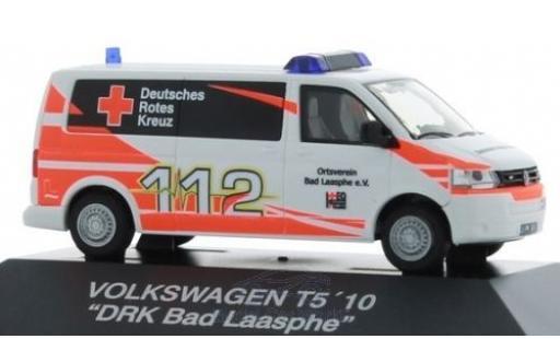 Volkswagen T5 1/87 Rietze DRK Bad Laasphe 2010 miniature