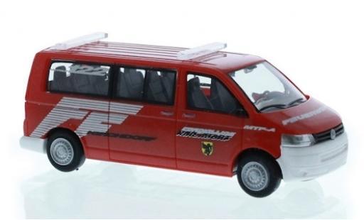 Volkswagen T5 1/87 Rietze Feuerwehr Kirchdorf 2010 miniature
