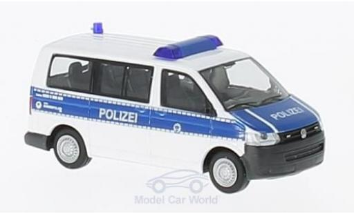 Volkswagen T5 1/87 Rietze GP Bundespolizei miniature