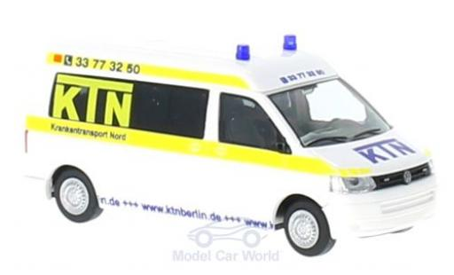 Volkswagen T5 1/87 Rietze GP Bus KTN Nord UG. Berlin miniature